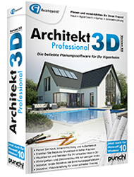 architekt 3d x8 der nr 1 hausplaner f r haus wohnung garten in 3d. Black Bedroom Furniture Sets. Home Design Ideas