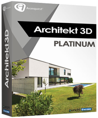 Architekt 3D 2017 (V19) Platinum