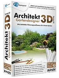 architekt 3d gartendesigner architekt 3d. Black Bedroom Furniture Sets. Home Design Ideas