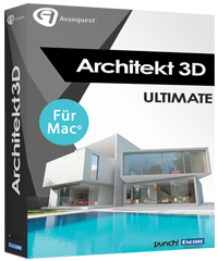 Architekt 3D 2017 (V19) Ultimate für Mac