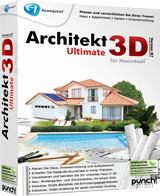 Architekt 3D X7.5 Ultimate für Mac